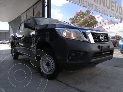 Nissan NP300 Doble Cabina 4 PTS PICK-UP DOBLE CABINA S, TM6, A/AC usado (2020) color Azul Marino precio $399,800