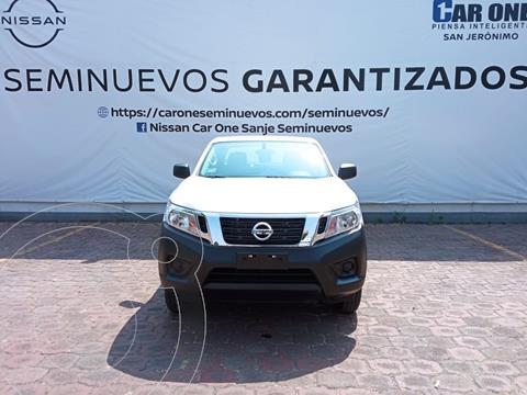 Nissan NP300 Doble Cabina SE A/A usado (2020) color Blanco precio $354,900
