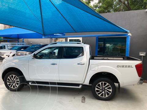 Nissan NP300 Frontier LE Diesel 4x4 A/A Aut usado (2017) color Blanco precio $479,000