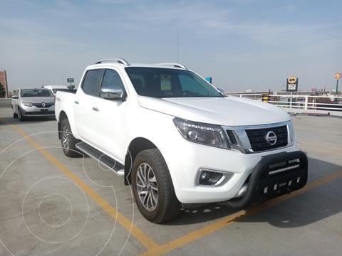 Nissan NP300 Frontier LE Diesel 4x4 A/A Aut usado (2020) color Blanco precio $600,000