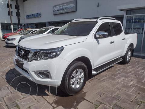 Nissan NP300 Frontier PLATINUM LE TM AC 6 VEL 20 usado (2020) color Blanco precio $504,000