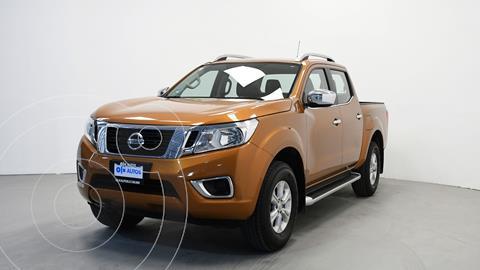 Nissan NP300 Frontier LE A/A usado (2019) color Naranja precio $344,000