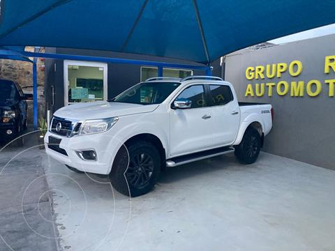 Nissan NP300 Frontier LE Diesel 4x4 A/A Aut usado (2017) color Blanco precio $439,000