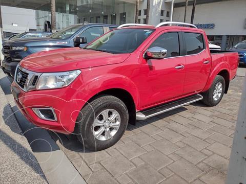 Nissan NP300 Frontier LE TM AC 6 VEL 20 usado (2020) color Rojo precio $424,000