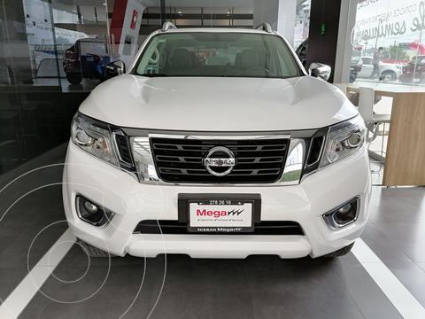 Nissan NP300 Frontier LE Diesel 4x4 A/A Aut usado (2018) color Blanco precio $469,000