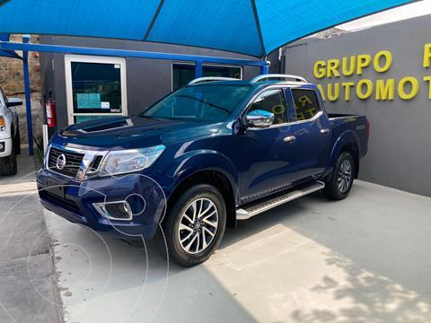 Nissan NP300 Frontier LE Diesel 4x4 A/A Aut usado (2018) color Azul precio $449,000