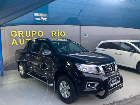 Nissan NP300 Frontier LE A/A usado (2019) color Negro precio $379,000