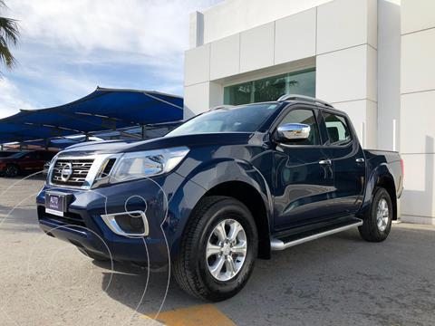 Nissan NP300 Frontier LE A/A usado (2019) color Azul precio $350,000