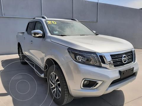 Nissan NP300 Frontier LE Diesel 4x4 A/A Aut usado (2020) color Plata Dorado precio $599,600