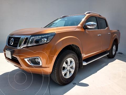Nissan NP300 Frontier LE Platinum A/A usado (2020) color Naranja precio $495,000