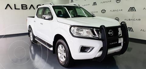 Nissan NP300 Frontier LE A/A usado (2019) color Blanco precio $419,900