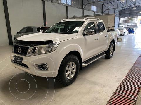 Nissan NP300 Frontier LE A/A usado (2018) color Blanco precio $335,000