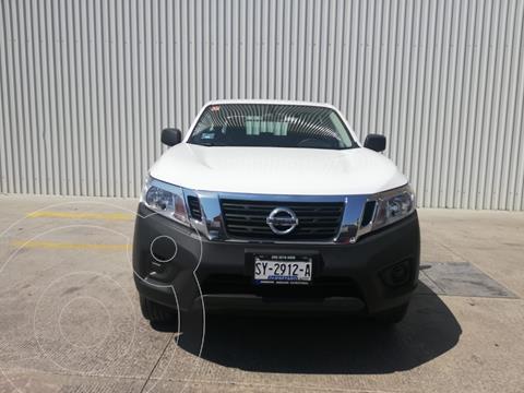 Nissan NP300 Frontier XE A/A Paquete de Seguridad usado (2020) color Blanco precio $369,000