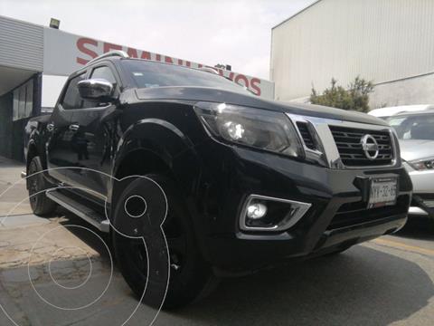 Nissan NP300 Frontier LE Platinum A/A usado (2020) color Negro precio $519,800