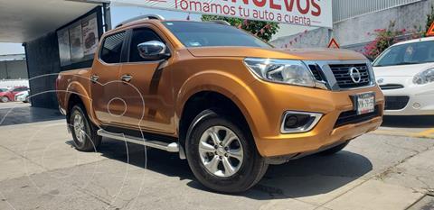 Nissan NP300 Frontier LE A/A usado (2020) color Naranja precio $429,800