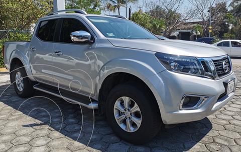 Nissan NP300 Frontier LE Platinum A/A usado (2020) color Blanco precio $480,000