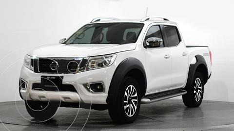 Nissan NP300 Frontier LE Diesel 4x4 A/A Aut usado (2019) color Blanco precio $421,456