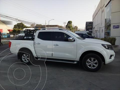 Nissan NP300 Frontier PLATINUM LE TM AC 6 VEL 20 usado (2020) color Blanco precio $459,000