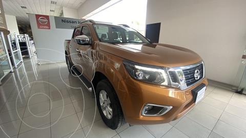 Nissan NP300 Frontier LE Platinum A/A usado (2020) color Naranja precio $505,000