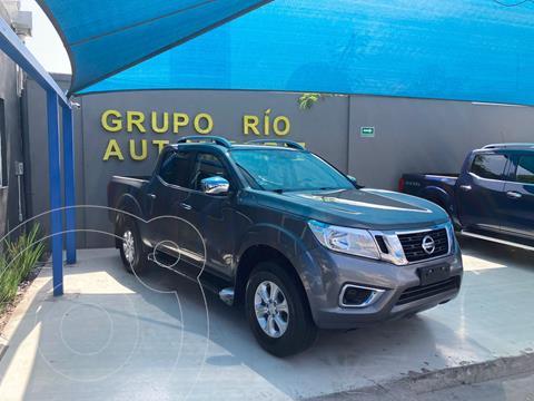 Nissan NP300 Frontier LE A/A usado (2020) color Gris precio $439,000