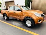 Foto venta Auto usado Nissan NP300 Frontier XE A/A Paquete de Seguridad (2016) color Naranja precio $210,000