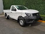 Foto venta Auto usado Nissan NP300 2.4L Pick-up Dh   (2018) color Blanco precio $265,000