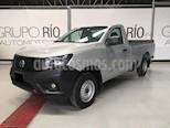 Foto venta Auto usado Nissan NP300 2.5L Pick-up Dh A/A Paquete de Seguridad (2016) color Plata precio $228,000