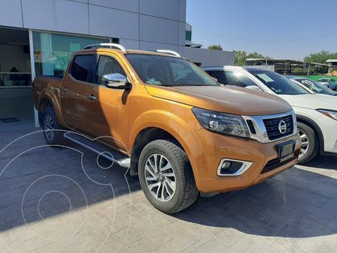 Nissan NP300 2.5LChasis Cabina Diesel Dh A/A Paq. Seguridad+VDC usado (2020) color Naranja precio $545,000