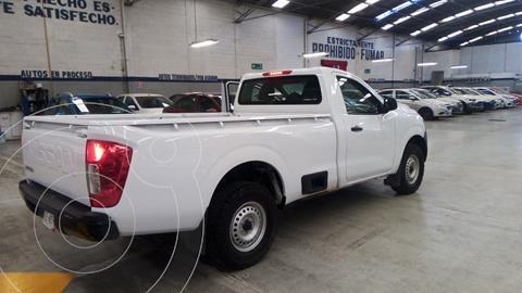 Nissan NP300 2.5L Pick-up Dh A/A usado (2020) color Blanco precio $320,000