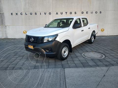 Nissan NP300 2.5L Doble Cabina SE A/A usado (2019) color Blanco precio $309,900