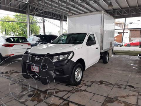 Nissan NP300 Version usado (2018) color Blanco precio $299,000