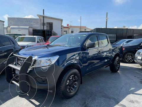 Nissan NP300 2.4L Doble Cabina SE A/A Paquete de Seguridad usado (2019) color Azul precio $355,800
