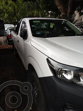 Nissan NP300 2.5L Pick-up Dh A/A Paquete de Seguridad usado (2019) color Blanco precio $250,000