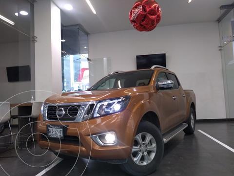 Nissan NP300 2.5L Pick-up Dh A/A usado (2020) color Naranja precio $475,000