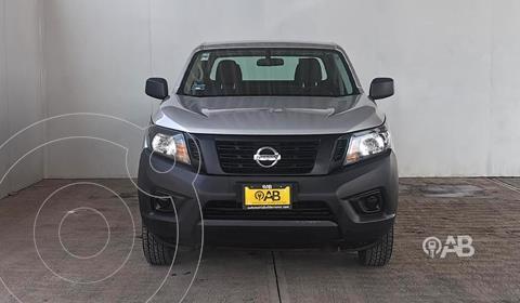 Nissan NP300 2.5L Doble Cabina SE A/A usado (2019) color Plata Dorado precio $310,000