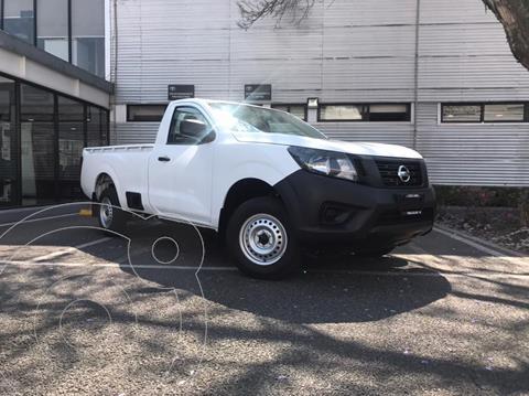 Nissan NP300 2.5L Pick-up Dh A/A usado (2020) color Blanco precio $348,000