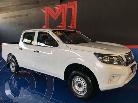 Nissan NP300 S A/A usado (2018) color Blanco precio $279,500