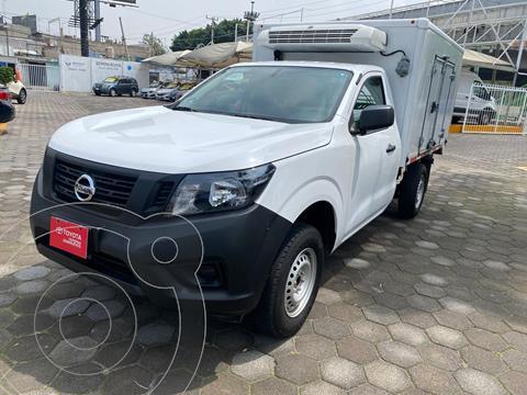 Nissan NP300 2.5L Chasis Cabina Dh A/A Paquete de Seguridad+VDC usado (2020) color Blanco precio $370,000
