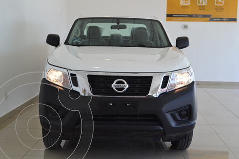 Nissan NP300 2.5L Doble Cabina SE A/A usado (2020) color Blanco precio $360,000