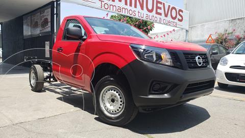 Nissan NP300 2.5L Chasis Cabina Dh A/A Paquete de Seguridad+VDC usado (2020) color Rojo precio $310,800
