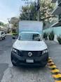 Nissan NP300 2.5L Chasis Cabina Dh usado (2019) color Blanco precio $250,000