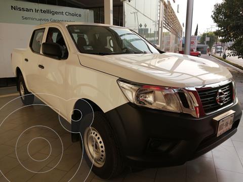 Nissan NP300 2.5L Doble Cabina S A/A Paquete de Seguridad usado (2020) color Blanco precio $340,000