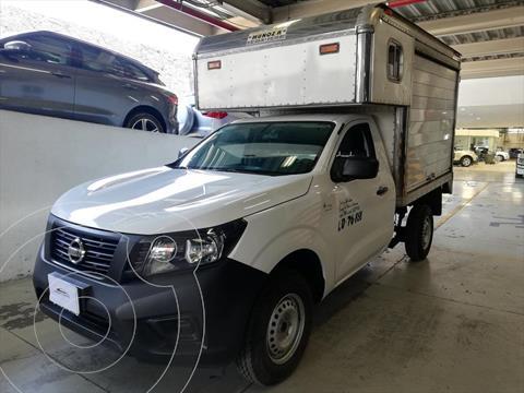 Nissan NP300 CHASIS 4X2 T/M PAQ SEG VDC 6 VEL DIESEL 20 usado (2020) color Blanco precio $389,900