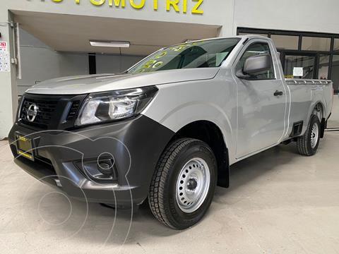 Nissan NP300 2.5L Pick-up Dh  usado (2017) color Plata Dorado precio $289,000