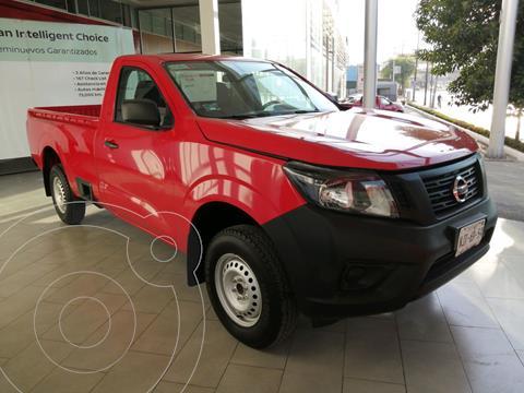 Nissan NP300 2.5L Pick-up Dh A/A Paquete de Seguridad usado (2020) color Rojo precio $339,600