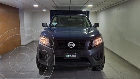 Nissan NP300 2.5L Chasis Cabina Dh Paquete de Seguridad usado (2020) color Azul precio $335,000