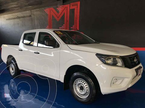 Nissan NP300 S A/A usado (2018) color Blanco precio $262,500