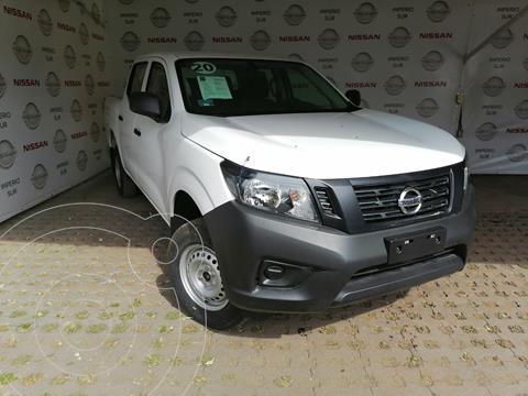 Nissan NP300 2.5L Doble Cabina S usado (2020) color Blanco precio $339,900