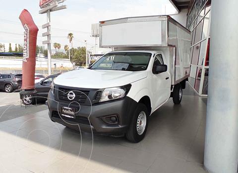 Nissan NP300 2.4L Chasis  usado (2019) color Blanco precio $349,000