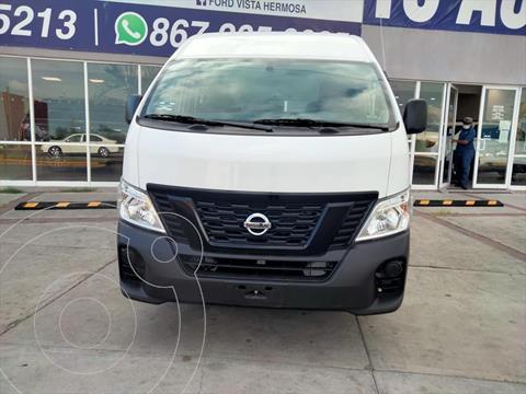 Nissan NV2500 Elija una version usado (2021) color Blanco precio $565,000